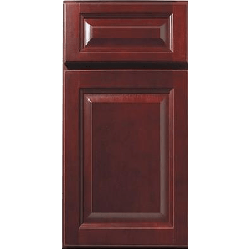 Solid Wood Cherry Kitchen Cabinets: 10' X 10' Cherry Wood Kitchen Cabinets