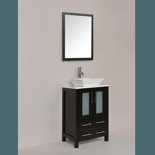 30 In Single Sink Bathroom Vanity