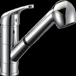 Kitchen Faucet Silver