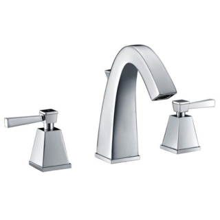 Modern Two-handle lavatory faucet 8″ Spreed