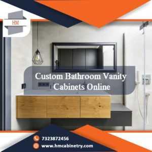 Online bathroom vanity cabinets