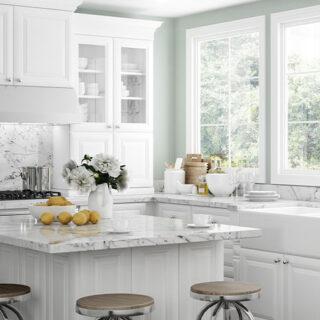 Ideal Cabinetry Brighton Polar White