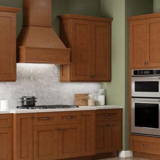 Ideal Cabinetry Hawthorne Cinnamon