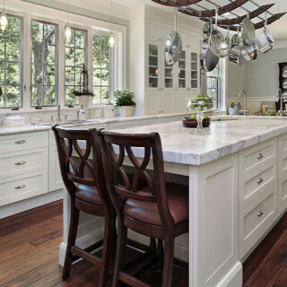 Ideal Cabinetry Nantucket Polar White